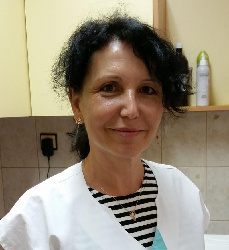 д-р Бистра Тошкина