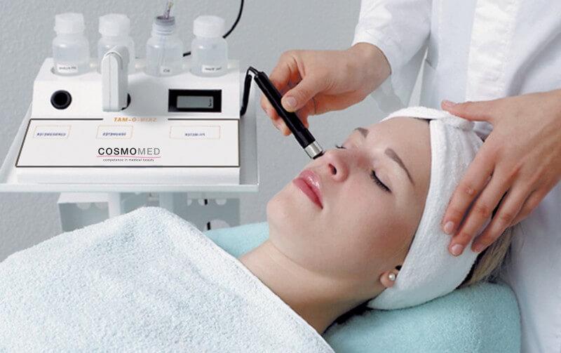 лечение на кафяви петна по лицето