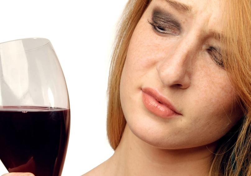 Филър за устни и алкохол